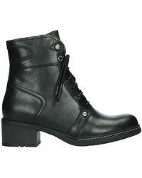 Wolky Boots - Zwart