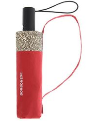Borbonese Umbrella - Rood