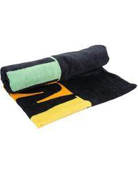Levi's Zee Handdoek Logo Spons - Zwart