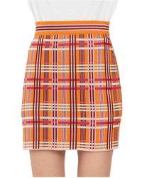 Missoni Skirt - Oranje