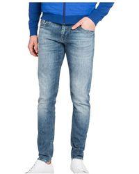 Vanguard Racer Tribute Jeans Vtr201214-clb - Blauw