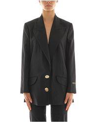 Patou Blazer Jacket - Zwart