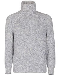Brunello Cucinelli Sweaters - Grijs