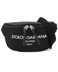 Dolce & Gabbana SAC Banane SAC Banane - Noir