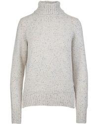 Fedeli Sweater - Blanc