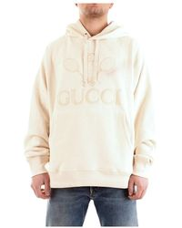 Gucci Hoodie - Wit