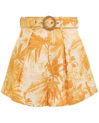 Zimmermann 1835amae Shorts - Oranje