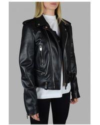 Philipp Plein Perfecto jacket - Noir