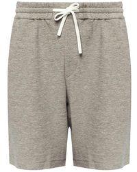 Theory Shorts - Grijs