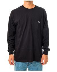 Obey - T-shirt Man Bold Tee Ls 163272349.2001 - Lyst