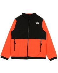 The North Face Denali Fleece Jack - Rood