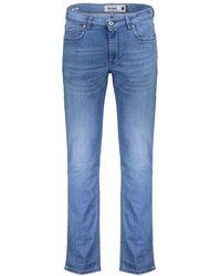 Re-hash Jeans Rubens 2697 - Blauw