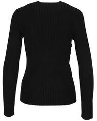 Proenza Schouler Knitwear Wl2127574K Negro