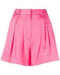 ROTATE BIRGER CHRISTENSEN Shorts - Roze