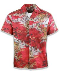 Replay Shirt - Rood