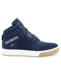 Bikkembergs Sneakers Mod. B4bkm0038 - Blauw