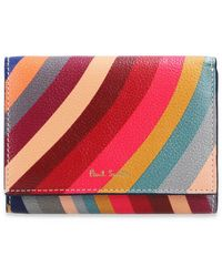 Paul Smith Bifold Wallet - Blauw