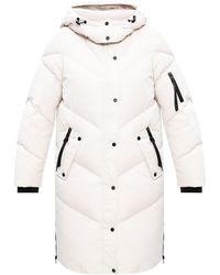 AllSaints - 'Rory' puffer coat - Lyst
