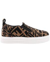 Fendi Sneakers - Bruin