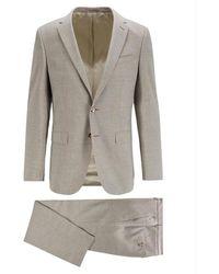 BOSS by HUGO BOSS Suit - Naturel