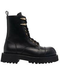 Roberto Cavalli Boots - Noir