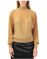 Alberta Ferretti Sweater - Oranje