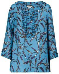 Max Mara Shirt - Blauw