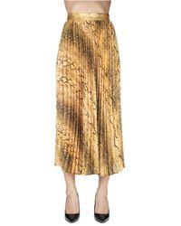 ANDAMANE Skirt - Jaune