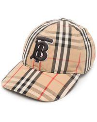 Burberry Hats - Naturel