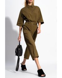 Michael Kors Jumpsuit with pockets - Vert