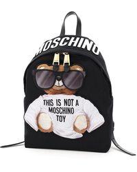 Moschino Backpack - Zwart