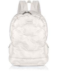 Pomikaki Puffybackpack backpack - Blanc