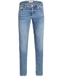 Jack & Jones Glenn Original Cj 080 50sps Slim Fit Jeans - Blauw