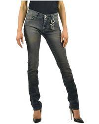 Roy Rogers Jeans a Cerniera Mod.DUNIA T-541 - Grau