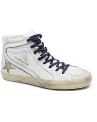 Golden Goose Deluxe Brand Slide sneakers Blanco