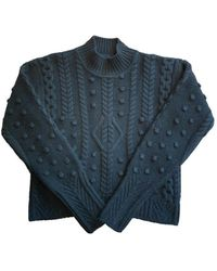 Jil Sander Sweater - Zwart