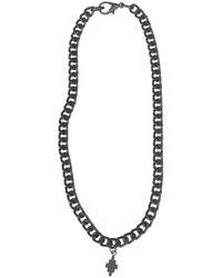 Marcelo Burlon Necklace - Zwart