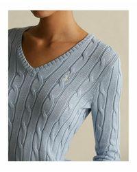 Polo Ralph Lauren Sweater Azul