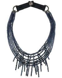 Peserico Necklace - Azul