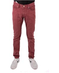 Jeckerson Trousers - Rood