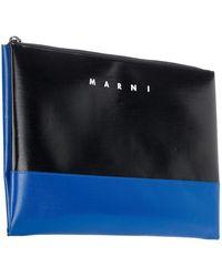 Marni Bag Phmi0001A2P3572 Azul - Negro