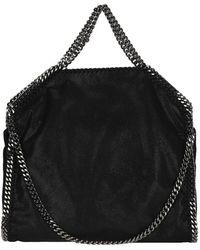 Stella McCartney 3chain Falabella Bag - Zwart