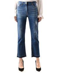 Elisabetta Franchi Jeans - Blu