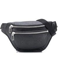 KENZO - Logo Belt Bag - Lyst