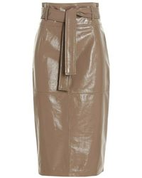 Max Mara Studio Skirt - Neutro