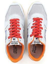 Atlantic Stars Antares Sneakers - Grau