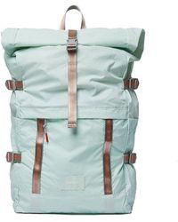 Sandqvist Backpack Bernt - Blauw
