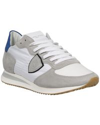 ih nom uh nit Calzature Shoes Blanco