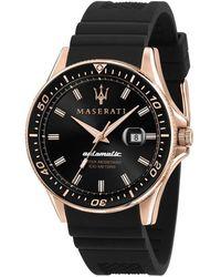 Maserati Watch Ur - R8821140001 - Zwart