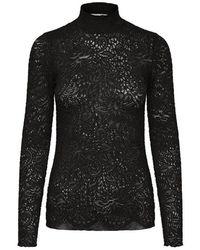 Inwear Achtste Blouse - Zwart